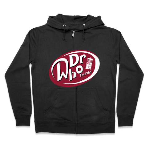 The Most Refreshing Drink in the Universe Zip Hoodie