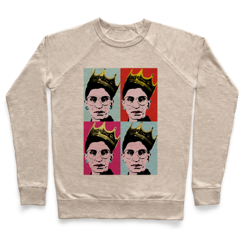RBG Pop Art Pullover