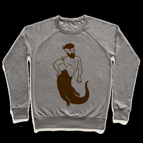 Otter Merman Pullover