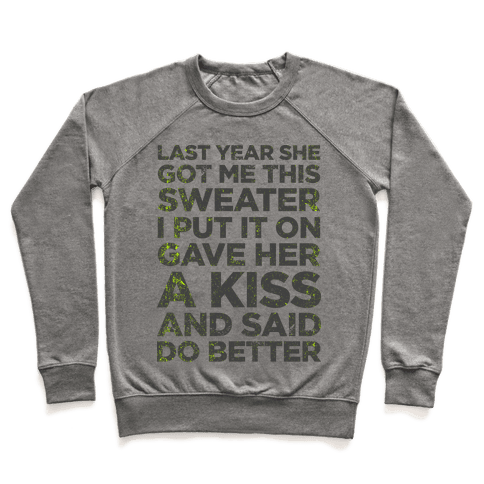 Birthday Sweater (Greatest Gift You Can Give) Pullover