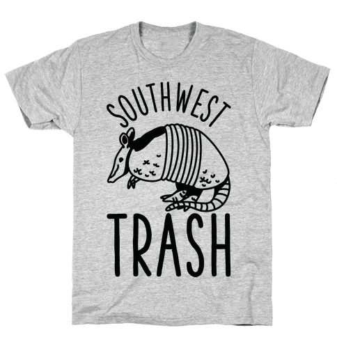 Southwest Trash Mens T-Shirt