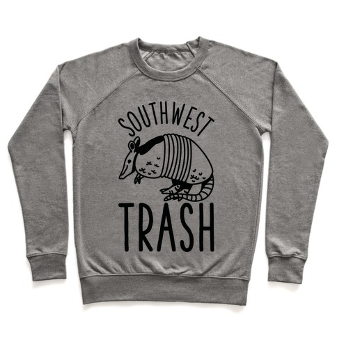 Southwest Trash Pullover