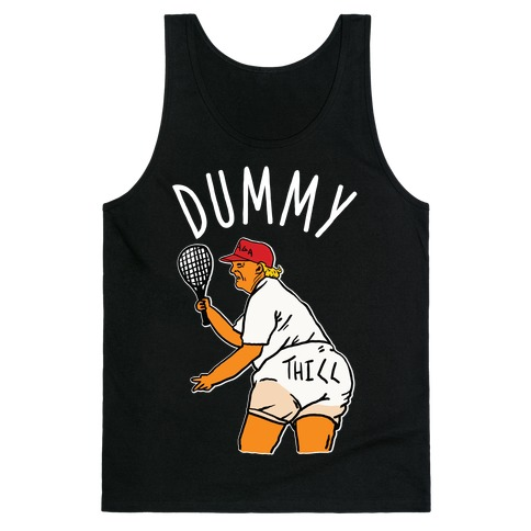 Dummy Thicc Trump Tank Top
