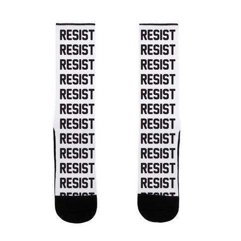 Resist Sock