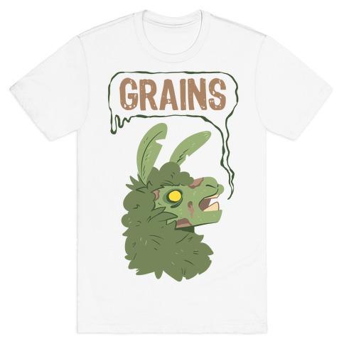 Zombie Llama T-Shirt
