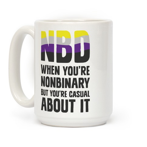 NBD Coffee Mug