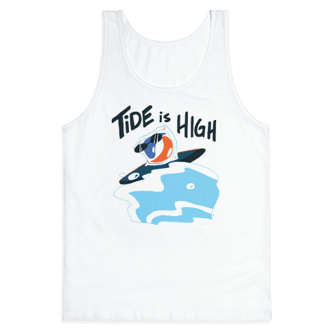 Tide is High Tank Top