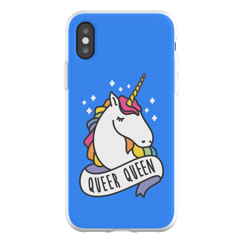 Queer Queen Phone Flexi-Case