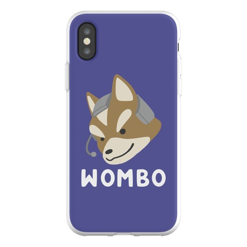 Wombo Combo - Fox (1 of 2 set) Phone Flexi-Case