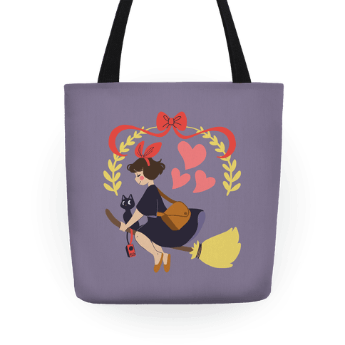 Delivery Witch - Kiki  Tote
