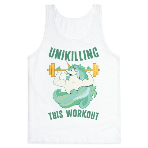 Unikilling This Workout Tank Top