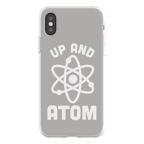 Up and Atom Phone Flexi-Case