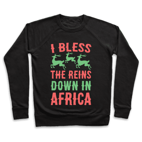 I Bless the Reins Down in Africa