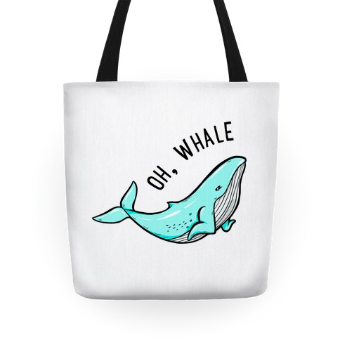 Oh Whale Tote