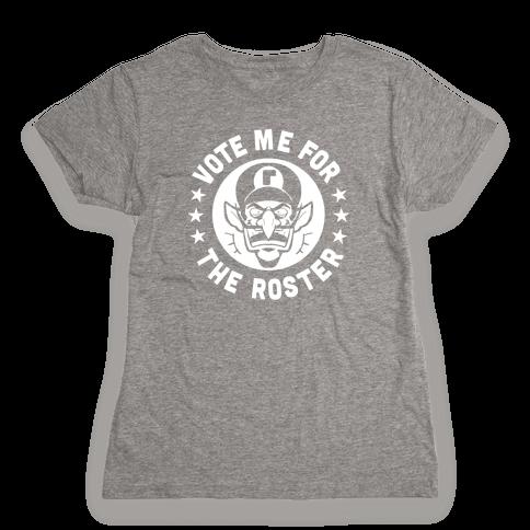Vote WAH! Womens T-Shirt