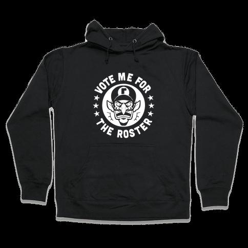 Vote WAH! Hooded Sweatshirt