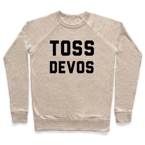 Toss DeVos Pullover