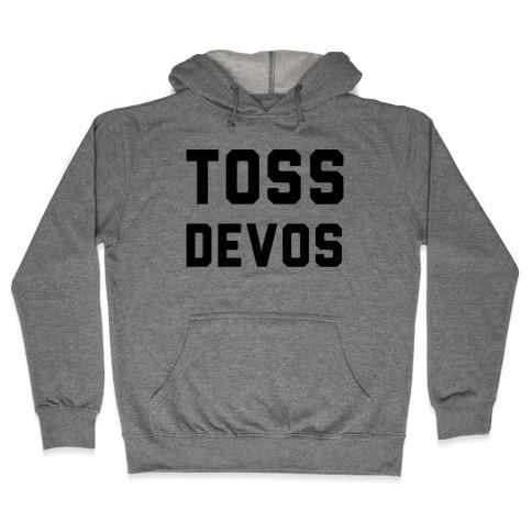 Toss DeVos Hooded Sweatshirt