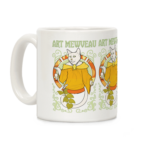 Art Mewveau Coffee Mug