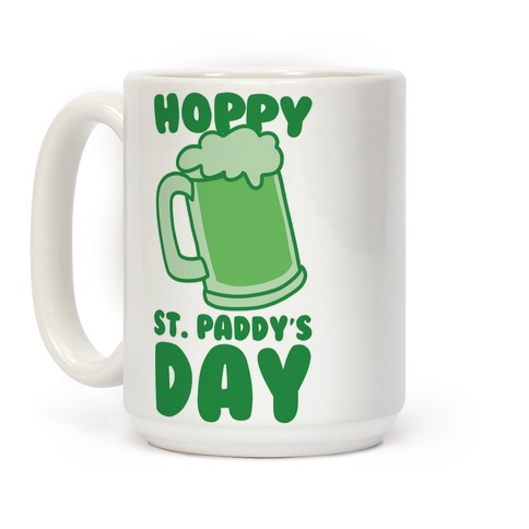 Hoppy St. Paddy's Day Coffee Mug