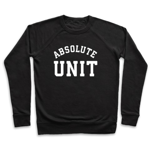 Absolute Unit Pullover