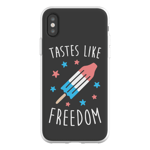 Tastes Like Freedom Phone Flexi-Case