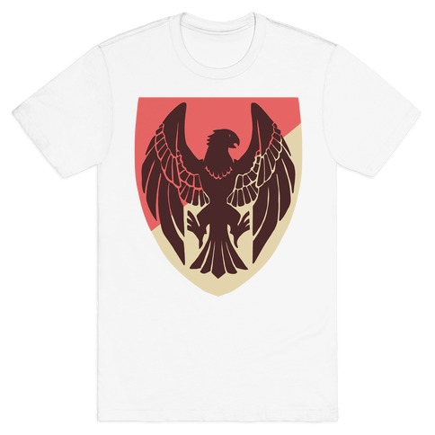 Black Eagles Crest - Fire Emblem T-Shirt