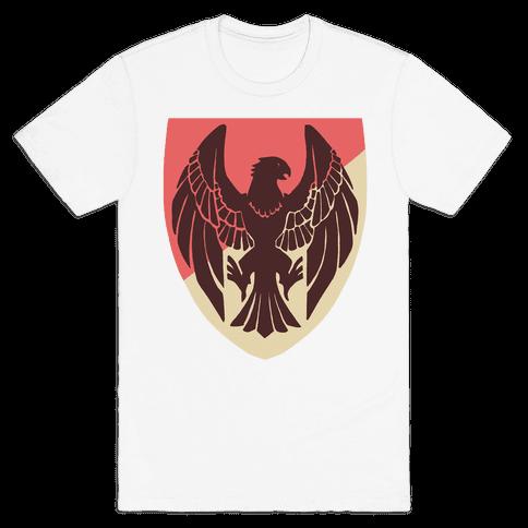 Black Eagles Crest - Fire Emblem Mens/Unisex T-Shirt