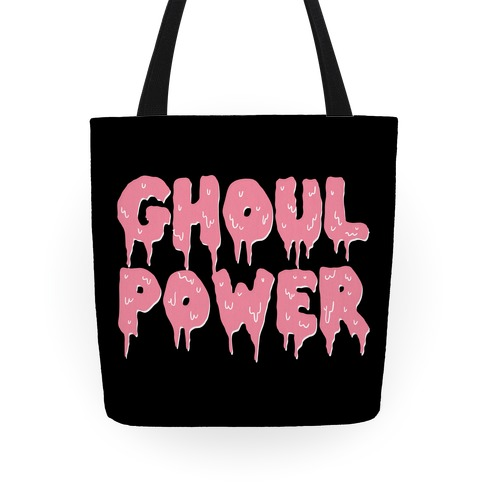 Ghoul Power Tote