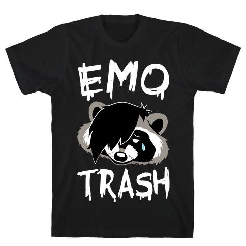Emo Trash Mens/Unisex T-Shirt