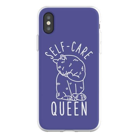 Self-Care Queen Phone Flexi-Case