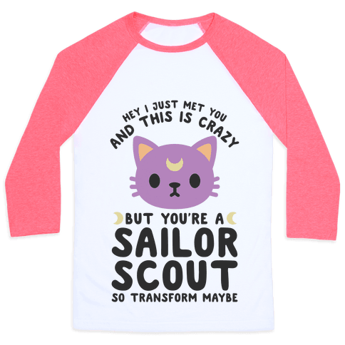 Transform Maybe Baseball Tee