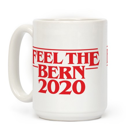 Bernie Things Coffee Mug