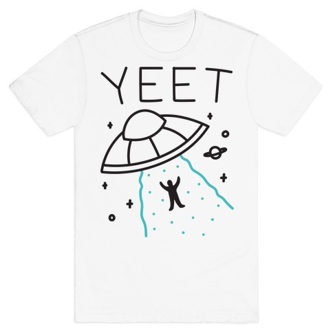 YEET UFO T-Shirt