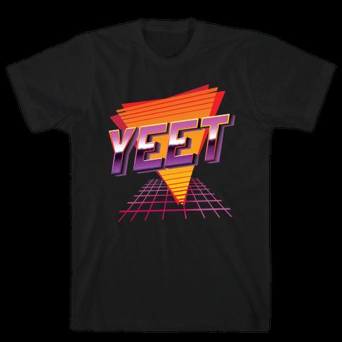 Retro YEET Mens/Unisex T-Shirt