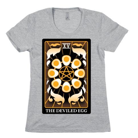 The Deviled Egg Womens T-Shirt