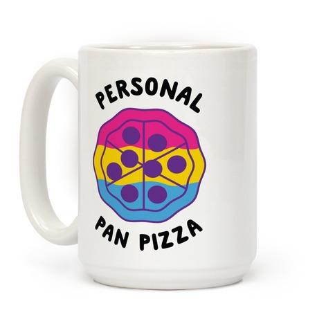 Personal Pan Pizza Coffee Mug