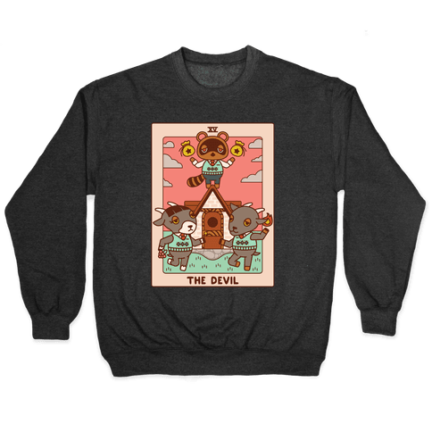 The Devil Tom Nook Pullover