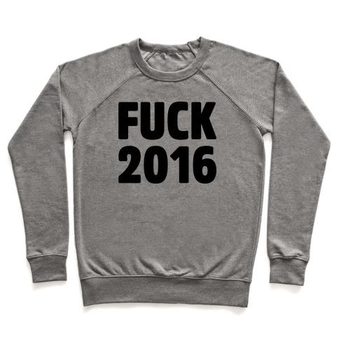 F*** 2016 Pullover