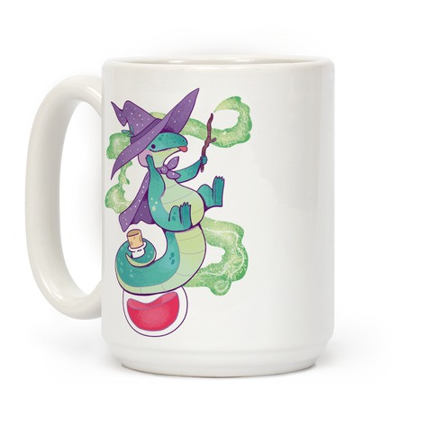 Lizard Wizard Coffee Mug