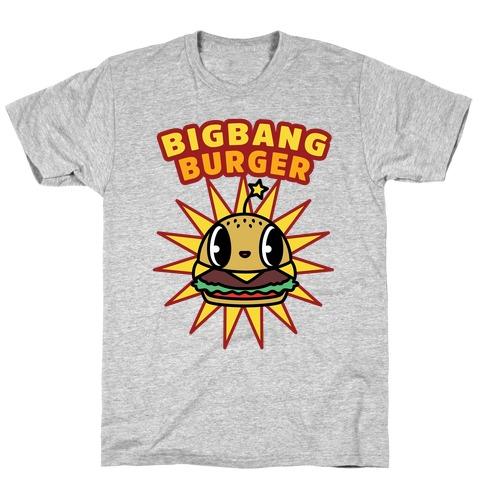 Big Bang Burger T-Shirt