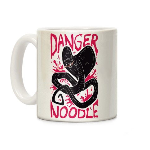 Danger Noodle Coffee Mug