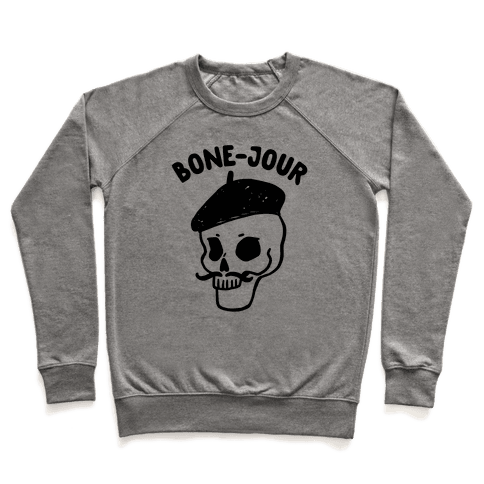 Bone-Jour Pullover