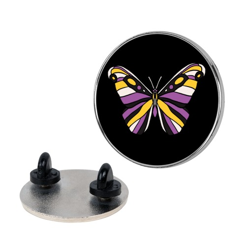 Non-binary Butterfly Pin