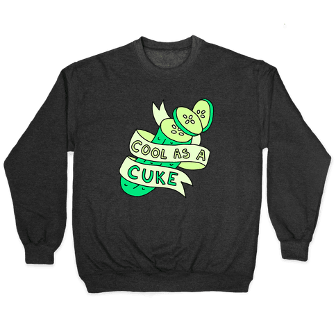 Cool As A Cuke Pullover
