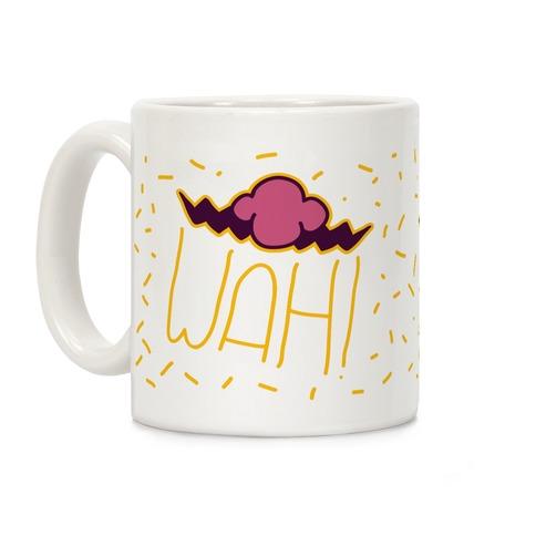 WAH! Pair (War Half) Coffee Mug