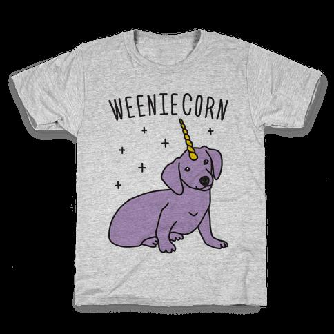 Weeniecorn Kids T-Shirt