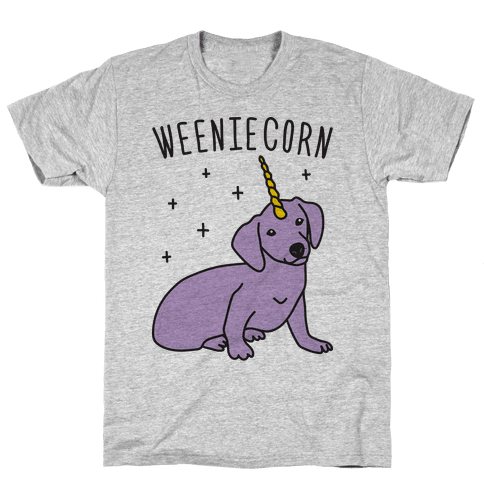 Weeniecorn Mens T-Shirt