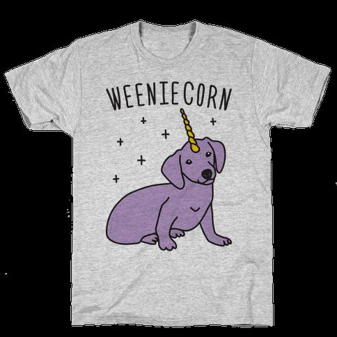 Weeniecorn Mens T-Shirt