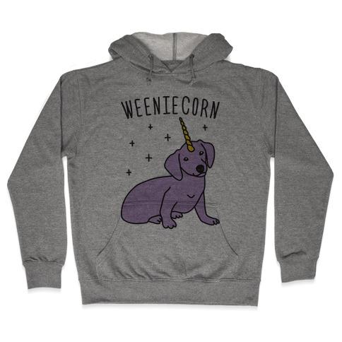 Weeniecorn Hooded Sweatshirt